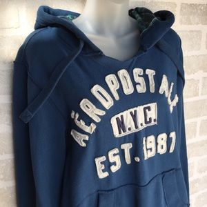 Medium Women's Aeropostale hoodie sweatshirt